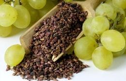 Виноградные косточки - источник антиоксидантов