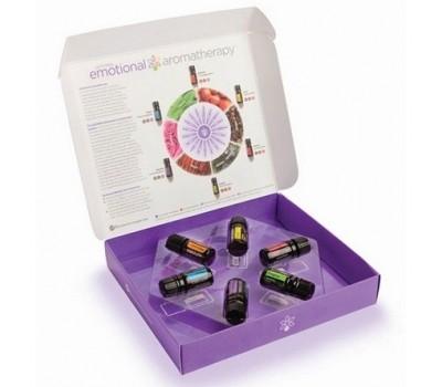 Эмоциональная ароматерапия - набор из смесей эфирных масел Emotional Aromatherapy System