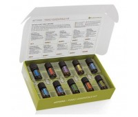 Семейный доктор - набор смесей и чистых эфирных масел Family Physician Kit