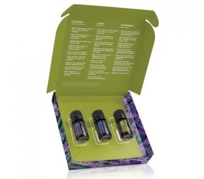 Набор чистых эфирных масел Ознакомительный - Introduction To Essential Oils Kit