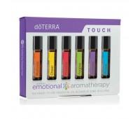 Эмоциональная ароматерапия - набор из смесей эфирных масел в роллерах