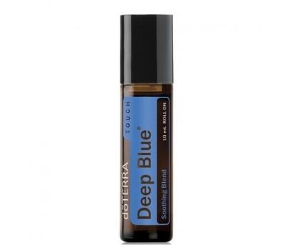 Deep Blue Touch Soothing Blend (Глубокая синева) - болеутоляющая смесь, роллер
