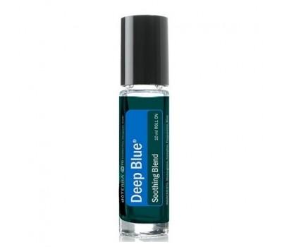 Deep Blue Soothing Blend (Глубокая синева) - болеутоляющая смесь, роллер