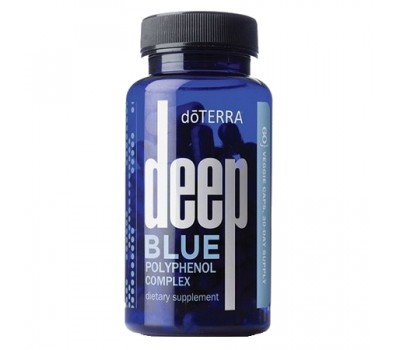 Deep Blue Polyphenol Complex (Глубокая Синева) - комплекс полифенолов