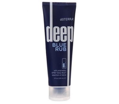 Крем для здоровья мышц и суставов Глубокая синева - Deep Blue Rub Soothing Lotion