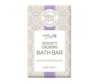 Успокаивающее кусковое мыло «Безмятежность» - Serenity Calming Bath Bar