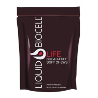 Liquid BioCell® Life Sugar-Free Soft Chews - коллаген в таблетках