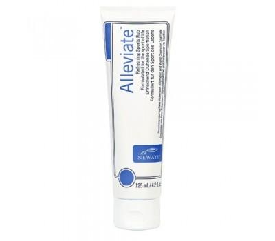 Alleviate™ (Элливиэйт) - массажный крем, восстановление после тренировок
