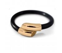 Силиконово-металлический браслет ProStyle Gold, 19см. / Магнитные браслеты