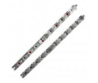 Титановый браслет ProTEQ4 Beta,  мужской  21.7см. / Магнитные браслеты