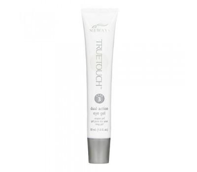 TrueTouch® Dual Action Eye Gel / Дуал Экшен Ай Джел, 30 мл. / Уход за кожей вокруг глаз, крем от морщин, крем для век, крем для кожи вокруг глаз