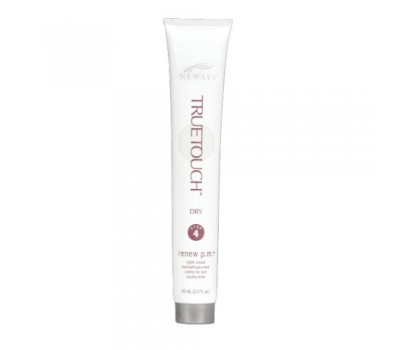 TrueTouch® Renew PM for Dry Skin / Ренью ПМ Драй, 60 мл. / Ночной крем, крем для сухой кожи, омоложение лица, омоложение кожи, уход за лицом, увлажнение кожи