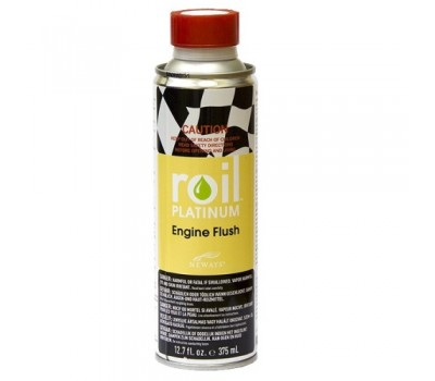 Roil Platinum™ Engine Flush - универсальная промывка двигателя