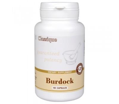 Burdock (Бурдок) - способствует нормализации водно-солевого обмена