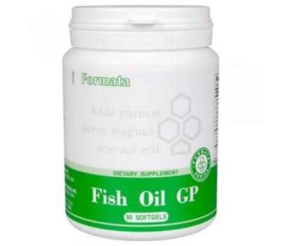 Fish Oil GP (Фиш Ойл ДжиПи) - рыбий жир и витамин Е