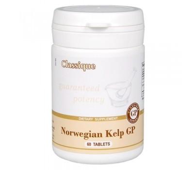 Norwegian Kelp GP - источник натурального органического йода
