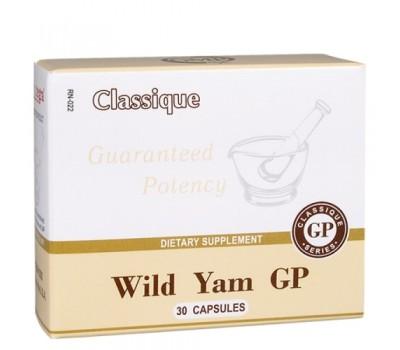 Wild Yam GP (Дикий ямс) - природное средство для поддержания нормального баланса гормонов у мужчин и женщин